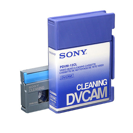 Sony Mini DVCAM Cleaning Tape