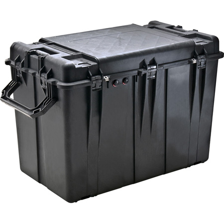Pelican 0500 Transport Case No Foam (Black)