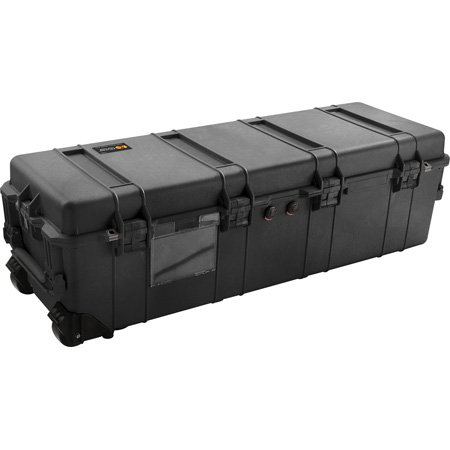 Pelican 1740 44x16x14.73 Inch Transport Case No Foam (Black)
