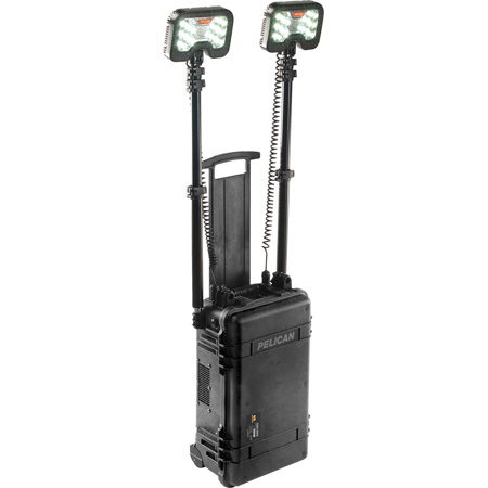 Pelican 9460 Remote Area LED Lighting System with Black Case