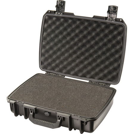 Pelican iM2370-00001 Storm Laptop Case - Black