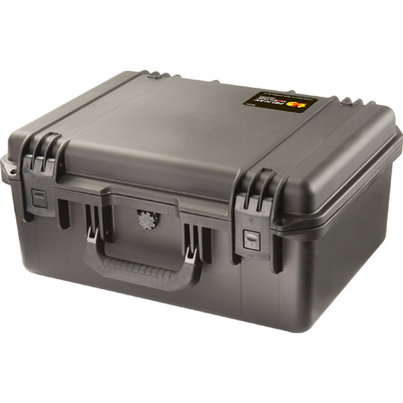 Pelican IM2450-00002 Storm Case with Padded Dividers (Black)