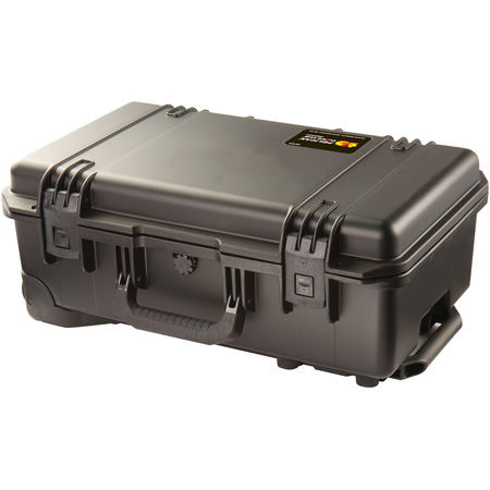 Pelican iM2500 Pelican Storm Carry On Case in Black w/Padded Dividers