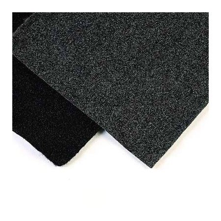 Penn-Elcom M5005-BR Black Indoor/Outdoor Carpeting 6 Foot Wide -Per Sq Yard
