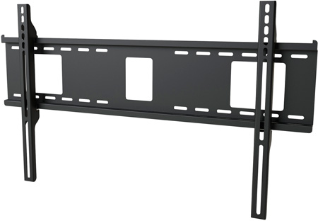 Peerless-AV PF660 Pro Universal Flat Wall Mount for 32-60in LCD Screens - Black