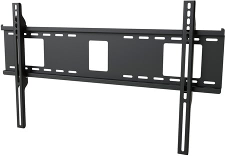 Peerless PF660 Pro Universal Flat Wall Mount for 32-60in LCD Screens - Black