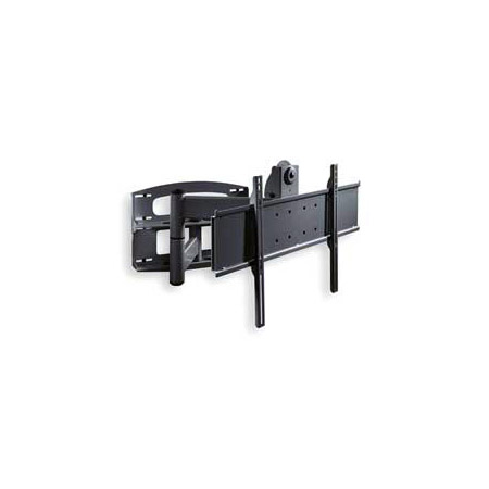 Peerless Universal Flat Panel Wallmount for 37- 63 inch Screens- Black