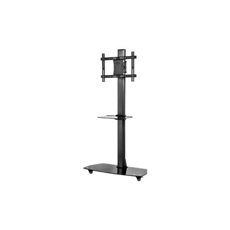Peerless SC550GL Flat Panel Floor Cart For up to 46 Inch Displays