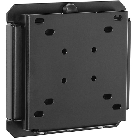 Peerless SF630 Flat Wallmount For 10-24in Screens VESA 75/100 Black