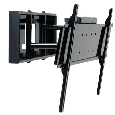 Peerless SP850-UNLP Pull-out Pivot Wall Mount For 32 Inch - 80 Inch Displays