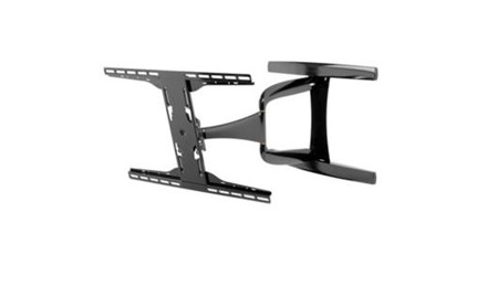 Peerless-AV SUA761PU Designer Series Universal Ultra Slim Articulating Wall Mount 37 to 65 Inch  Ultra-thin Displays