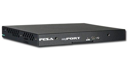 PESA EASY-4FX1H Easyport - 4 Fiber In To 1 HDMI Out