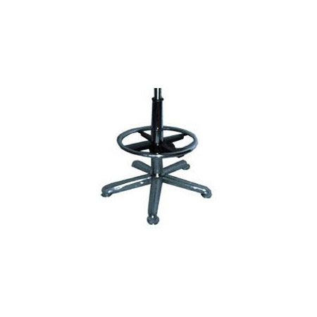 Savage Paper Company Optional Foot Rest for Pneumatic Posing Stool PFR-110