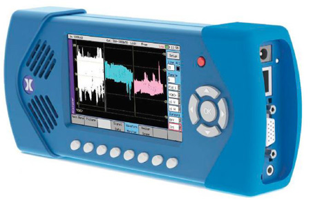 Phabrix TAG C SD/HD Multi-Format Analyzer Portable with PHSXO-GEN Generator Software - Li-Ion