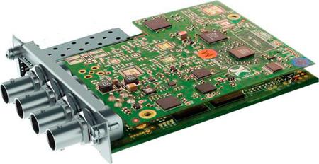 Phabrix PHRXM-AE Dual SDI Input / Single Analyzer with Single Eye/Jitter Input Module  for Rx Rasterizer