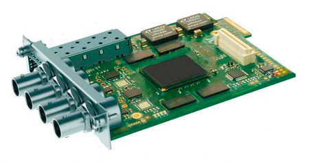 Phabrix PHRXM-GDL Rx Rasterizer Single SDI Generator Module  w/ Dual Link Support Requires One A/ AE/ AG/ or AGE Module