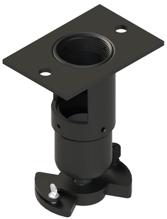 Peerlesss PJF2-45 Projector Ceiling Mount for Projectors Weighing Up to 50 lbs