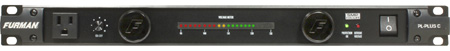 Furman PL-PLUS C Power Conditioner with Voltmeter - 15 Amp