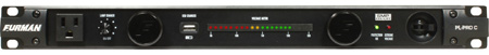 Furman PL-PRO C Power Conditioner with Voltmeter - 20 Amp