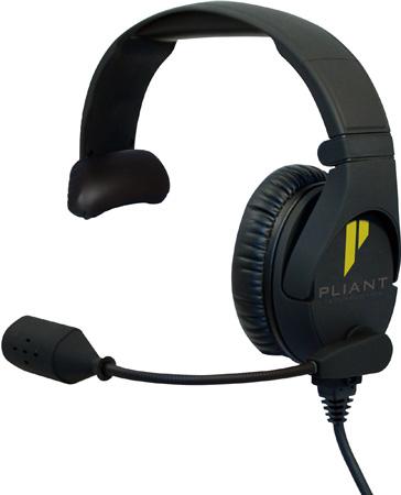 Pliant PHS-SB100-4F SmartBoom PRO Single Ear Headset