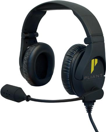 Pliant PHS-SB200-4F SmartBoom PRO Dual Ear Headset
