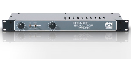 Palmer Audio PDI03 Speaker Simulator with Loadbox 8 Ohms