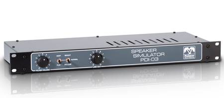 Palmer Audio PDI03L04 Speaker Simulator with Loadbox 4 Ohms