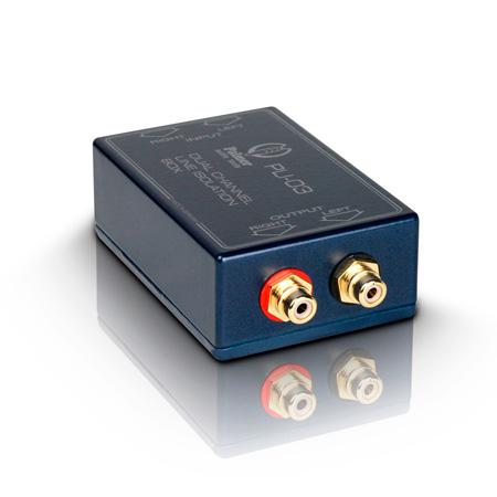 Palmer Audio PLI03 Line Isolation Box 2 Channel