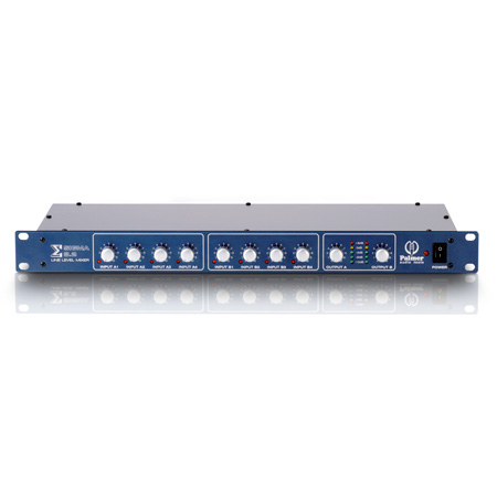 Palmer Audio PRMS82 Merger 8 Inputs 2 Outputs