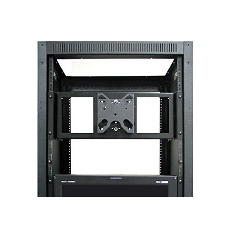 Plura MVM-RK Tilt Rackmount for 17-Inch up to 24-Inch Monitors