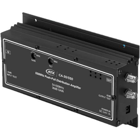 Pico Digital PM-CA30-550 CATV 30 dBmV Gain Distribution Amp