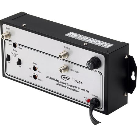 Pico Digital PM-TA36 36dB Gain UHF/VHF Amplifier