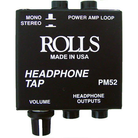 Rolls PM52 Headphone Tap