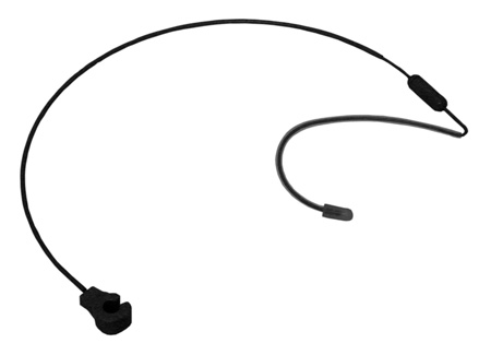 Point Source Audio R-DMC-BL R-DMC-BL Dual-Earset clip. Black.