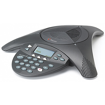 Polycom SoundStation2 EX Expandable Conference Phone