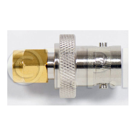 Pomona 4290 SMA Male to BNC Female Adapter