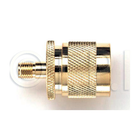 Pomona 4297 SMA Female to Type N Male Adapter