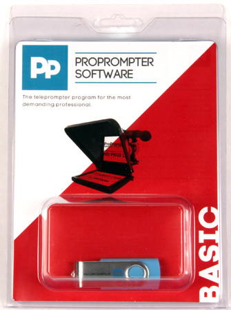 ProPrompter Basic Software v5 - Mac/Win