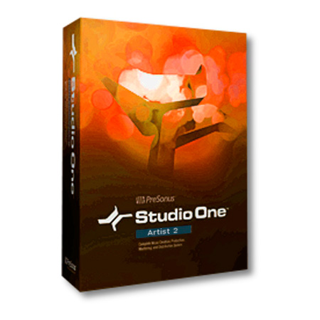 PreSonus Studio One Artist 2 Audio Software