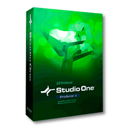 PreSonus Studio One Producer 2 Audio Software