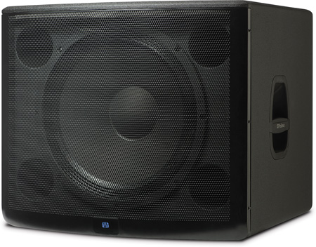 Presonus StudioLive 18sAI 18-Inch Active Subwoofer with AI Technology