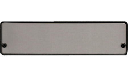 Link Electronics PRT-705 Single Blank Panel for PRT-700