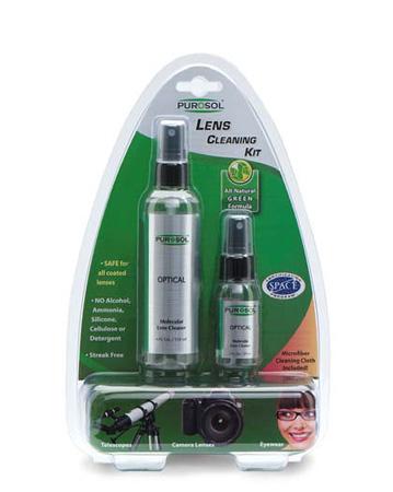 Purosol Lens Cleaning Kit - Large