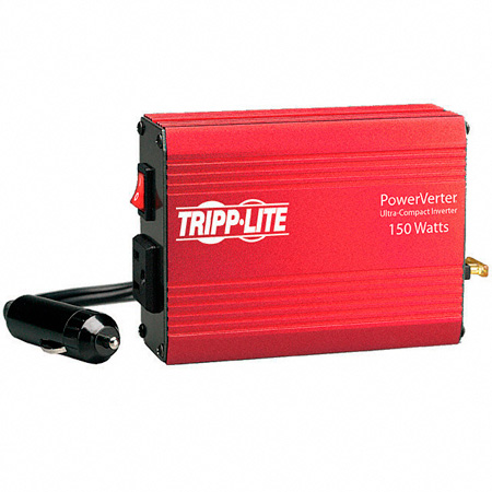 Tripplite PV-150 Ultra Compact PowerVerter 150W Inverter