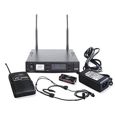 Peavey Pro Comm PCX U-1002 Headset Wireless Microphone System