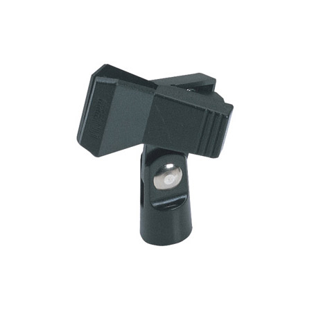 QuikLok MP-850 Spring Loaded Plastic Mic Clip for Wired and Wireless Mics