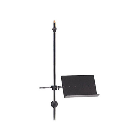 Quik-Lok Clamp-On Music Stand