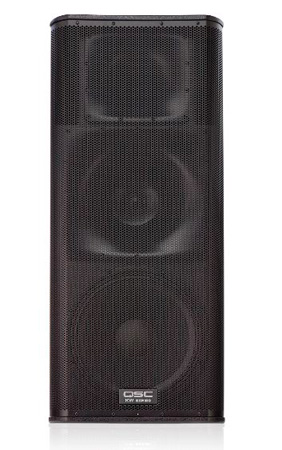 QSC Audio KW153 15 Inch Three-Way 1000W Active Loudspeaker