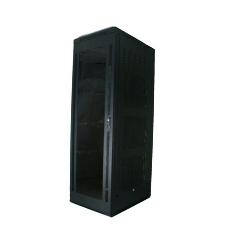 Quest FE4019-28-02 400 Series Floor Enclosure - 28U Assembled