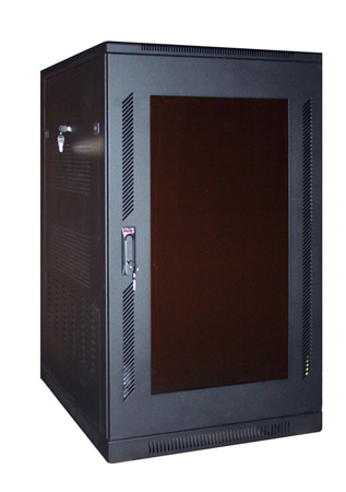 Quest FE4119-34-02K 410 Series Floor Enclosure - 34U Unassembled